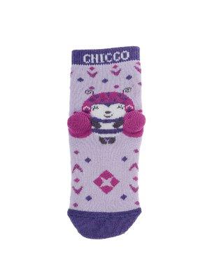 Шкарпетки бузкові - Chicco - 3180793
