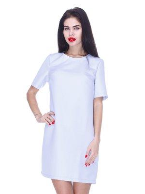 Платье голубое | 3155133