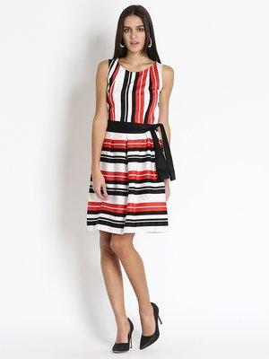 Платье в полоску | 3186111