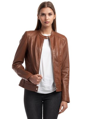 Куртка коричнева | 3186287
