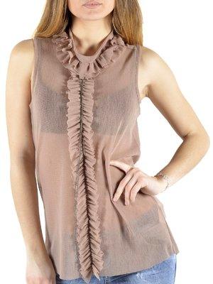 Блуза бежевая | 3185342