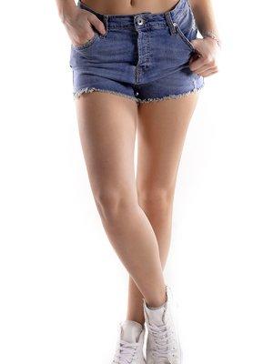 Шорти блакитні джинсові | 3185439