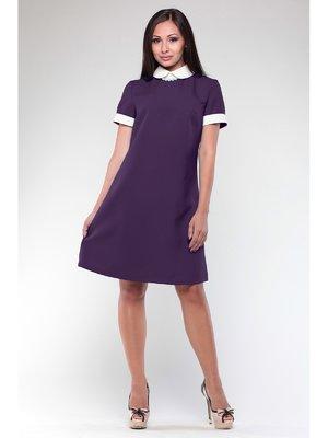Платье фиолетовое | 3191136