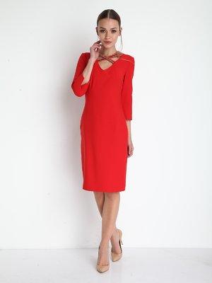 Платье красное | 3191644