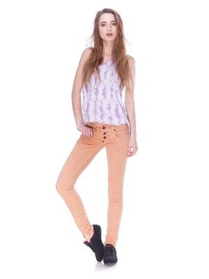 Штани персикового кольору | 3114486