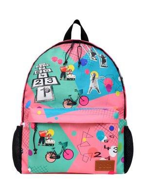 Рюкзак в принт | 3200268