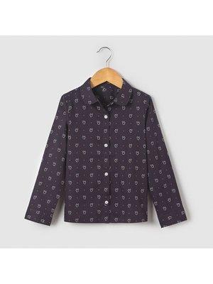 Рубашка в принт | 3206702