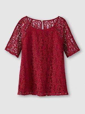 Блуза червона | 3206025