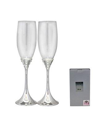 Набор бокалов для шампанского «Грация» | 3204698