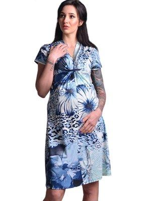 Платье в цветочный принт | 3210913