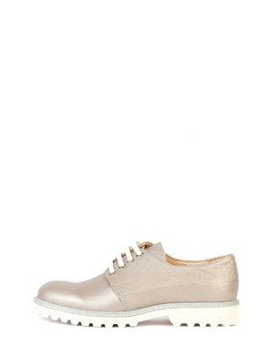 Туфлі сіро-коричневі   3211628
