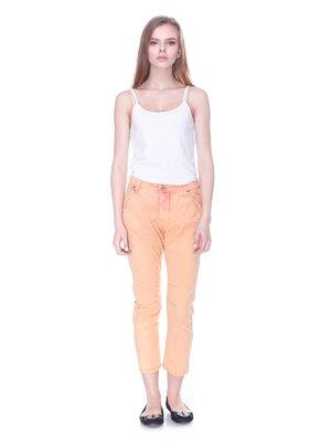 Штани персикового кольору | 3114156