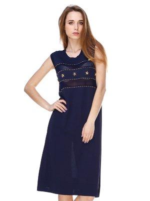 Сукня синя | 3146049