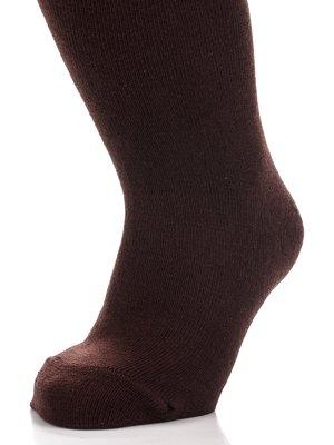 Колготки шоколадного цвета   3184607