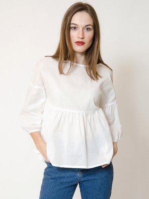 Блуза белая   3133370