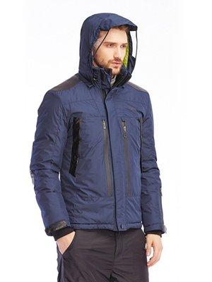 Куртка темно-синя   3086966