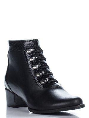 Ботинки черные | 3105607