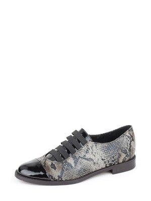 Туфли анималистичной расцветки | 3233886