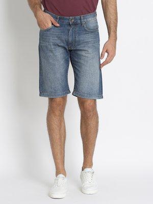 Шорты синие джинсовые | 3234489
