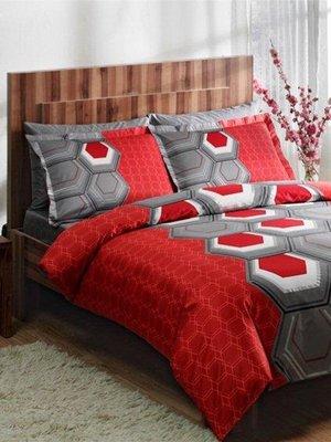 Комплект постельного белья семейный | 3238818