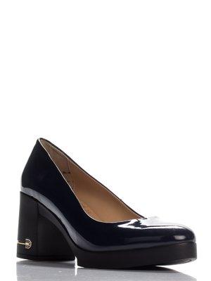 Туфли темно-синие | 3230520