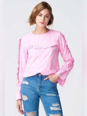 Блуза рожева | 3231826