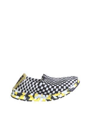 Кроссовки черно-белые | 3241541