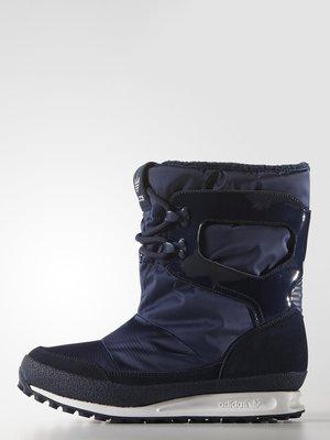 Ботинки синие | 2748644