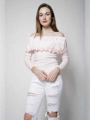 Джемпер рожевий | 3171428