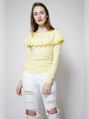 Джемпер жовтий | 3171429