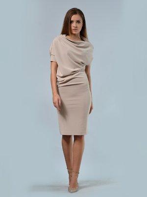 Сукня бежева | 3246703