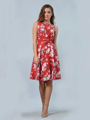 Сукня в квітковий принт | 3246712