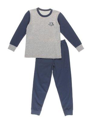 Піжама: лонгслів і штани | 3178628