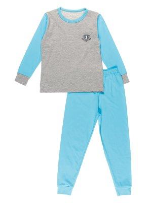 Піжама: лонгслів і штани | 2432833