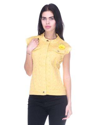Жилет жовтий   3138105