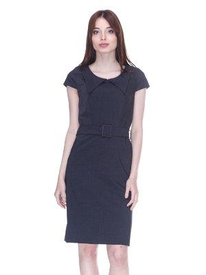 Сукня темно-сіра | 3137992