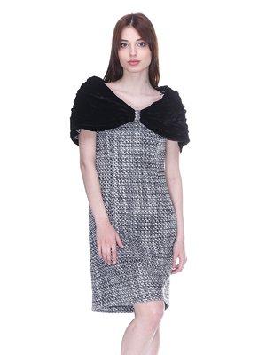 Сукня чорно-біла | 3137993