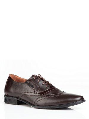 Туфли коричневые | 3248574