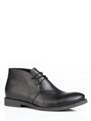 Ботинки черные | 3248576