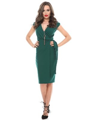 Платье зеленое   3257061
