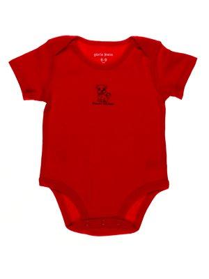 Боді червоне - Gloria Jeans - 3255150