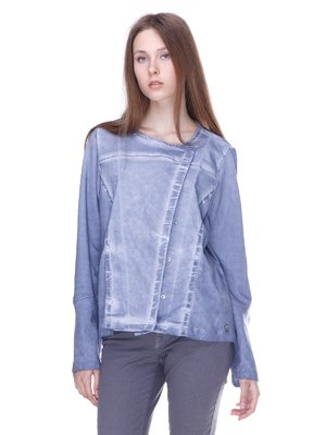 Куртка фіолетова | 3095507