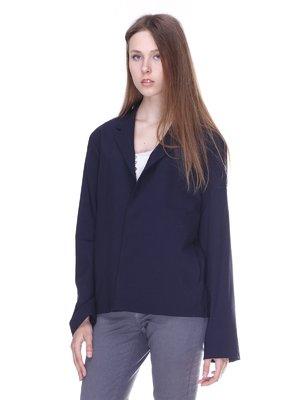 Жакет темно-синий   3095729