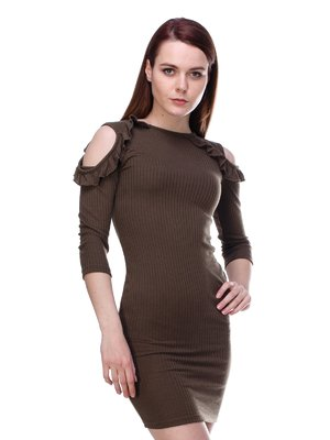Сукня кольору хакі - Jennyfer - 3129950