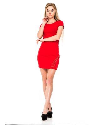 Платье красное | 3265851