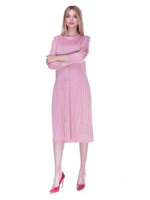 Платье розовое | 3245079
