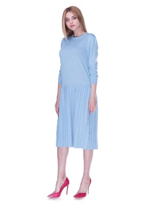 Платье голубое | 3245080