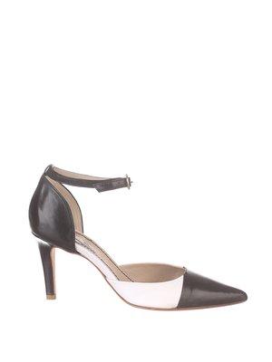 Туфлі двоколірні | 3274013