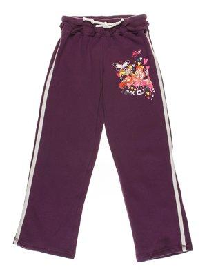 Штани фіолетові | 3260607