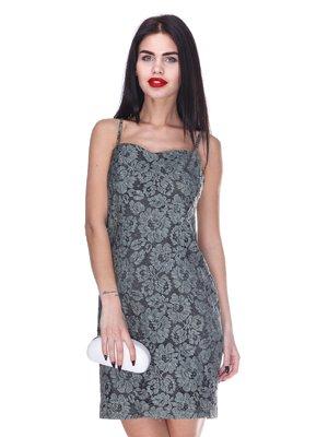 Сукня кольору хакі | 3255727
